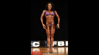 Alicia Harris - Womens Figure - Pittsburgh Pro 2011 Gallery Thumbnail