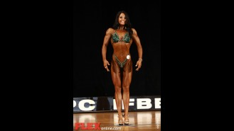 Monica Specking - Womens Figure - Pittsburgh Pro 2011 Gallery Thumbnail