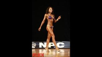 Natalie Pennington - Womens Bikini - Pittsburgh Pro 2011 Gallery Thumbnail