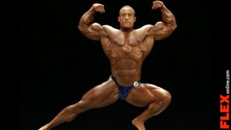 Kevin Jordan - Final Posing Routine - 2013 NPC Nationals Gallery Thumbnail