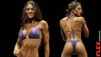 NPC National Bikini Champion Interview Video Thumbnail