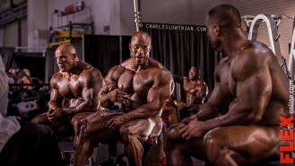 '13 Mr. Olympia Final Look-Part II Gallery Thumbnail