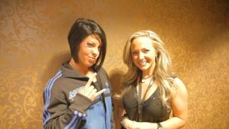 Olympia Interview: Dana Linn Bailey Video Thumbnail