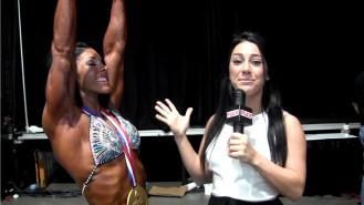 New Olympia Champion Dana Linn Bailey Video Thumbnail