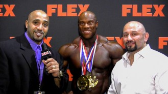 Your 2013 Mr. Olympia: Phil Heath Video Thumbnail