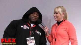 Exclusive Kai Greene Interview Video Thumbnail
