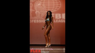 Abigail Burrows - Womens Bikini - New York Pro 2011 Gallery Thumbnail