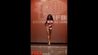 Nicole Coleman - Womens Bikini - New York Pro 2011 Gallery Thumbnail