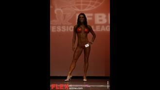 Juliana Daniell - Womens Bikini - New York Pro 2011 Gallery Thumbnail