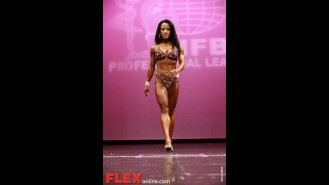 Candice Houston - Womens Figure - New York Pro 2011 Gallery Thumbnail