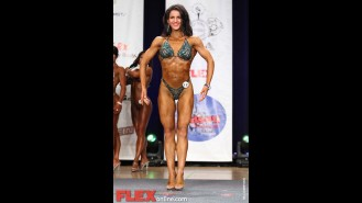Christina Mehling - Womens Figure - California Pro Figure Championships 2011 Gallery Thumbnail
