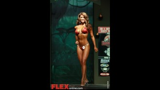 Jessica Anderson - Womens Bikini - Europa Super Show 2011 Gallery Thumbnail
