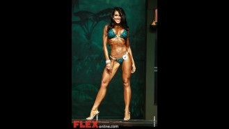 Jennifer Andrews - Womens Bikini - Europa Super Show 2011 Gallery Thumbnail