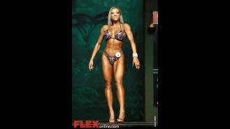 Clarissa Franshesca Castaneda - Womens Figure - Europa Super Show 2011 Gallery Thumbnail