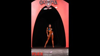 Jennifer Andrews - Women's Bikini - 2011 Olympia Gallery Thumbnail