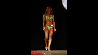 Elena Redie - Womens Figure - Sheru Classic 2011 Gallery Thumbnail