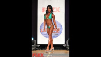 Nicole Coleman - Womens Bikini - Titans Grand Prix Pro Bikini 2011 Gallery Thumbnail