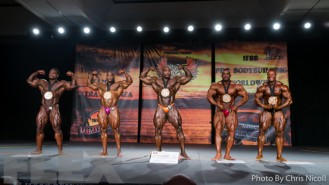 Open Bodybuilding Final Comparisons & Awards Part 2 - 2015 IFBB Tampa Pro Gallery Thumbnail