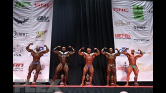 Men's Bodybuilding Heavyweight Awards Gallery Thumbnail