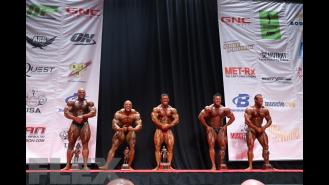 Men's Bodybuilding Super Heavyweight Awards Gallery Thumbnail