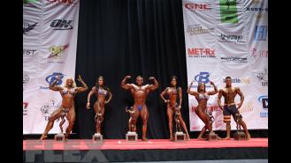 Overall Winners - 2015 NPC USA Championships Gallery Thumbnail