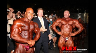 Behind the Lens of Raymond Cassar at the 2014 Arnold Classic Europe Gallery Thumbnail
