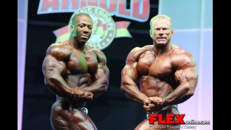 Behind the Lens of Raymond Cassar at the 2014 Arnold Classic Europe -Stage Photos Gallery Thumbnail