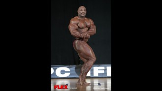 Dexter Jackson Guest Posing at the 2014 IFBB Pittsburgh Pro Gallery Thumbnail