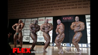 Guest Posers at the 2014 IFBB Pittsburgh Pro Gallery Thumbnail