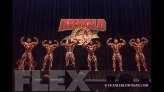Prejudging Bodybuilding Comparisons - 2015 Arnold Classic Australia Gallery Thumbnail