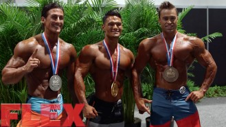 2015 Olympia Expo Highlights: Saturday Video Thumbnail