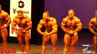 212 Bodybuilding Final Pose Down & Awards at the NY Pro! Video Thumbnail