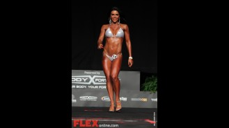 Shana Vega - Women's Bikini - 2012 Flex Pro Gallery Thumbnail