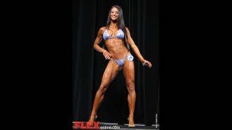 Christina Vargas - Women's Bikini - 2012 Arnold Classic Gallery Thumbnail