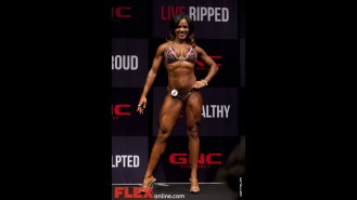 Alicia Harris - Women's Figure - 2012 Australian Pro Grand Prix Gallery Thumbnail