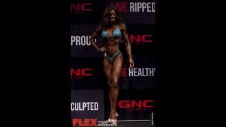 Jennifer Hernandez - Women's Figure - 2012 Australian Pro Grand Prix Gallery Thumbnail
