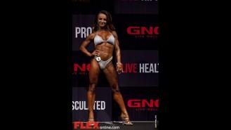 Daniela O'Mara - Women's Figure - 2012 Australian Pro Grand Prix Gallery Thumbnail