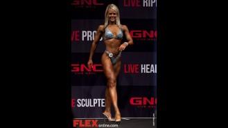 Nicole Wilkins - Women's Figure - 2012 Australian Pro Grand Prix Gallery Thumbnail