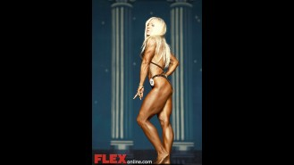 Stacey Pillari - Women's Physique - 2012 Europa Show of Champions Gallery Thumbnail