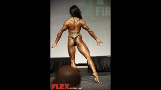 Marina Lopez - Women's Physique - 2012 St. Louis Pro Gallery Thumbnail