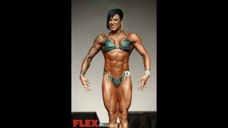 Mikaila Soto - Women's Physique - 2012 St. Louis Pro Gallery Thumbnail