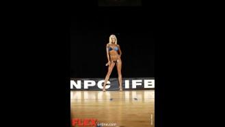 Crystal Matthews - Women's Bikini - 2012 Pittsburgh Pro Gallery Thumbnail