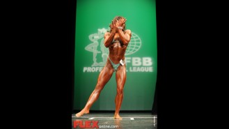 Michelle Blank - Women's Physique - 2012 NY Pro Gallery Thumbnail