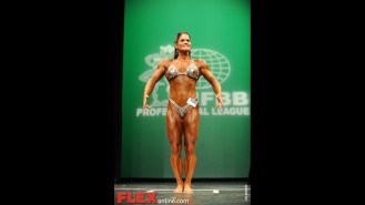Laura Boisacg - Women's Physique - 2012 NY Pro Gallery Thumbnail