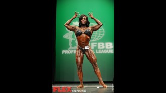 Dayana Cadeau - Women's Physique - 2012 NY Pro Gallery Thumbnail