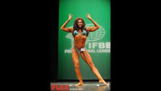 Heather Grace - Women's Physique - 2012 NY Pro Gallery Thumbnail