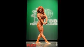 Tammy Patnode - Women's Physique - 2012 NY Pro Gallery Thumbnail
