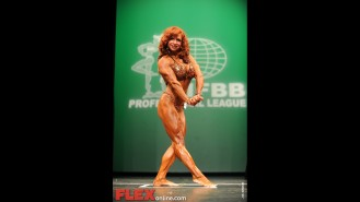 Tammy Patnode - Women's Physique - 2012 NY Pro Gallery Thumbnail