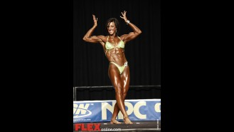Kelli McCall - Womens Physique - 2012 Junior National Gallery Thumbnail