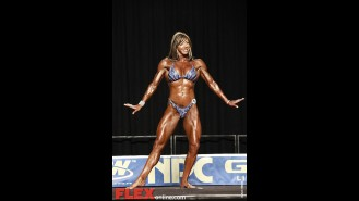 Lynnie Brooks - Womens Physique - 2012 Junior National Gallery Thumbnail